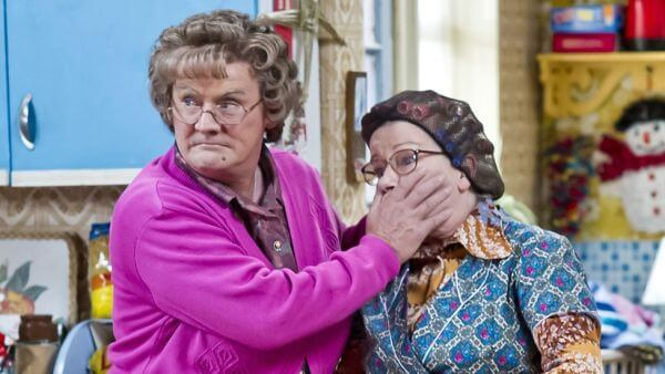 Mrs Brown