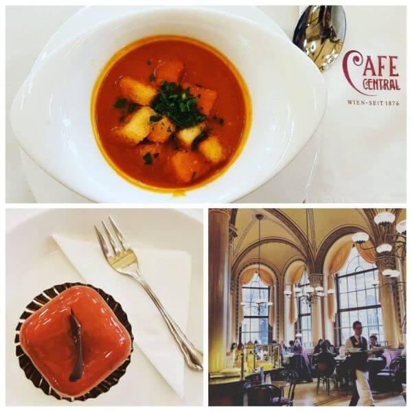 Wiedeń Cafe Central