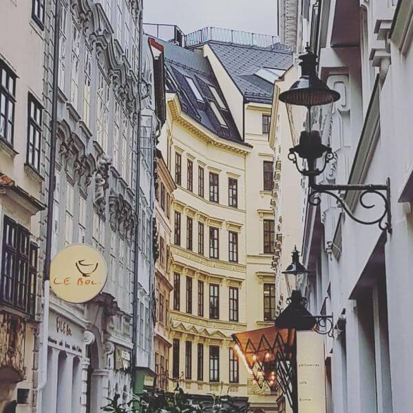 Wiedeń Innere Stadt ulica