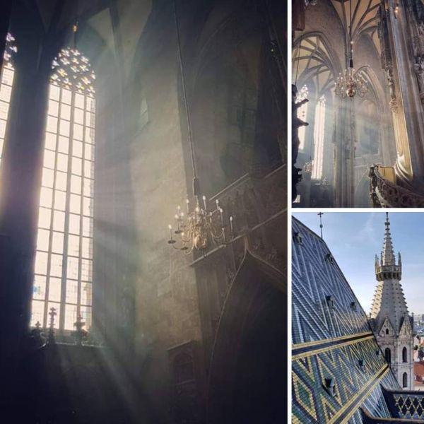 Wiedeń Katedra Sw. Szczepana
