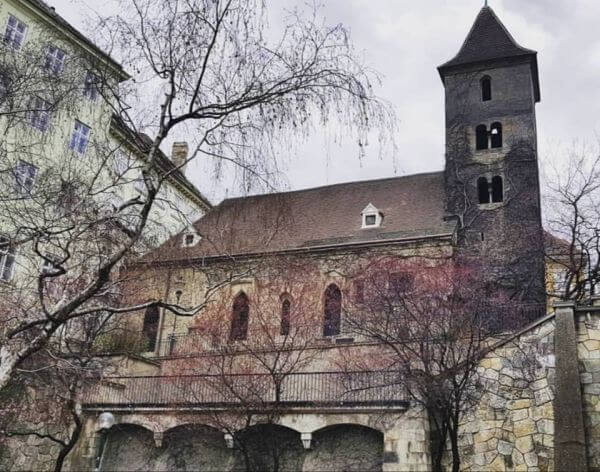 Wiedeń Ruprechtkirche
