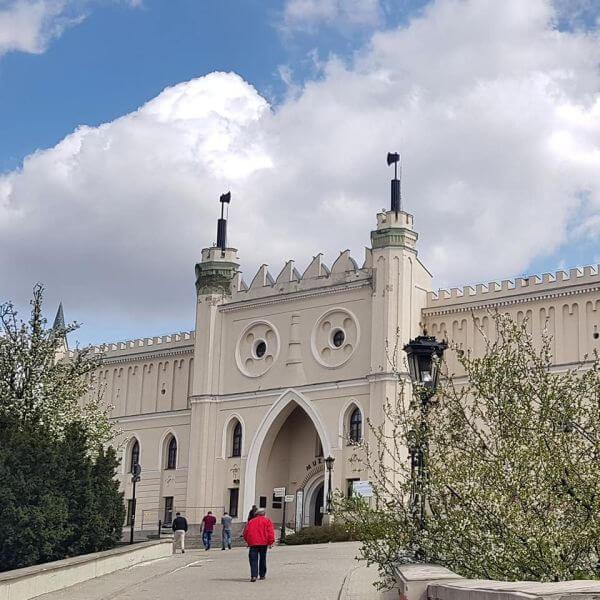 Zamek Lubelski obecnie