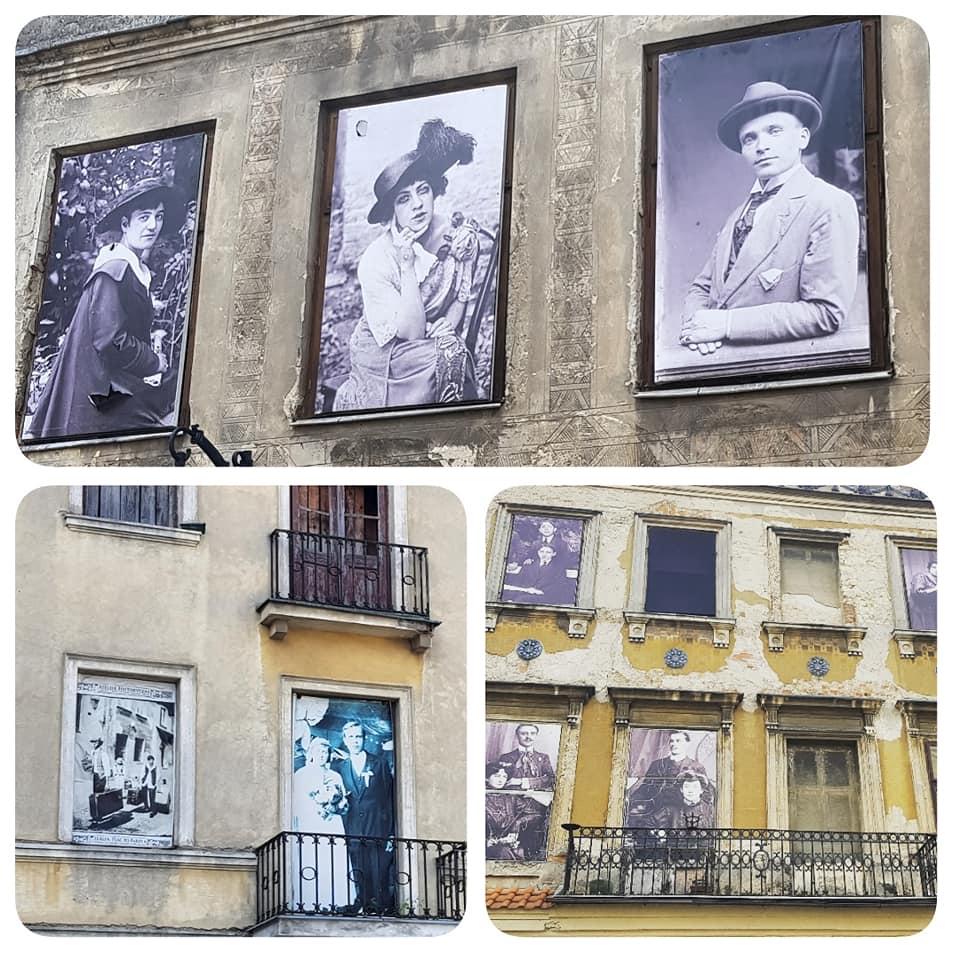 Portret w oknach Lublin