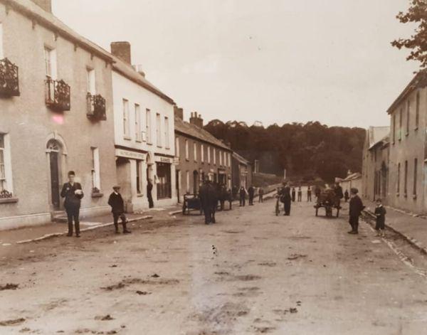 Mill Street 1800
