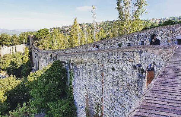 Mury obronne Girona