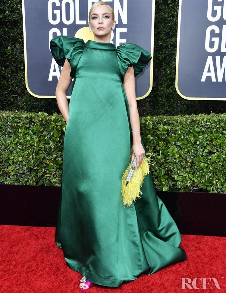Jodie Comer Golden Globes 2020