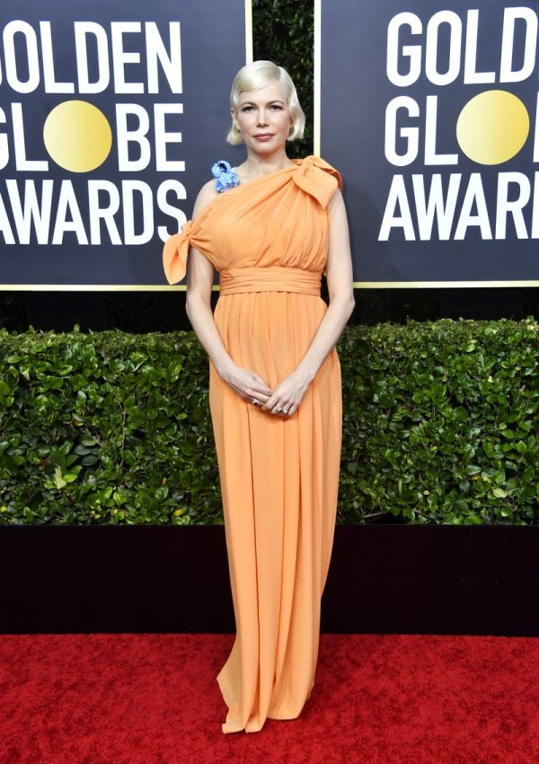 Michelle Williams Golden Globes 2020