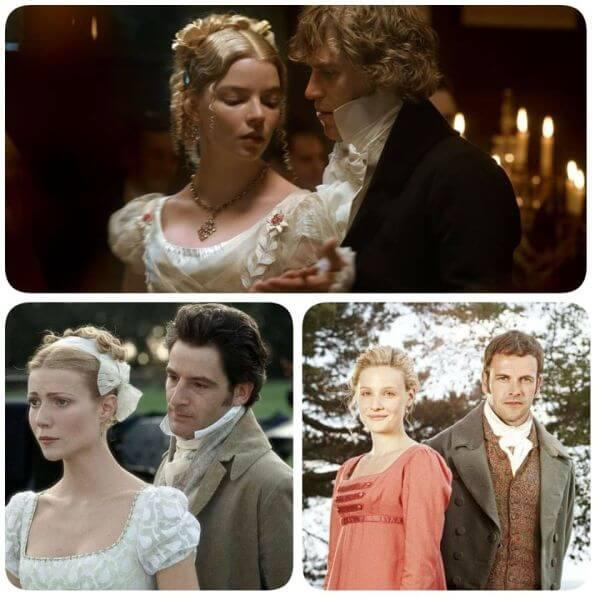 Emma i Pan Knightley