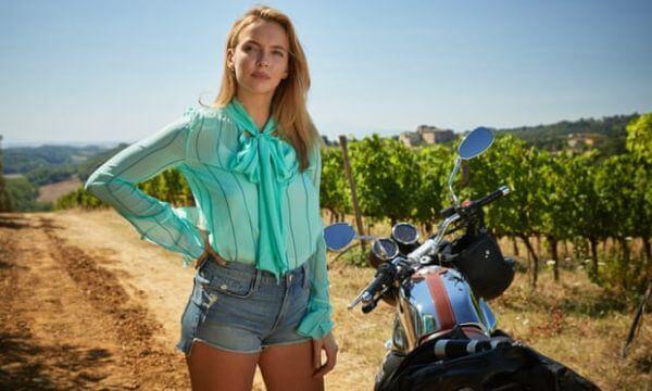 Bluzka marki Chloe