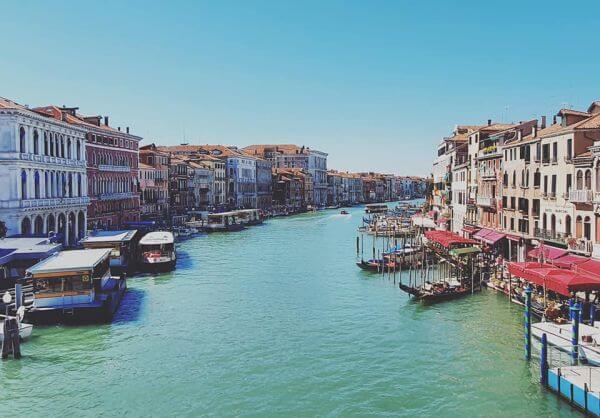 Wenecja Grand Canal