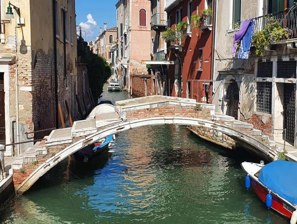 Wenecja Ponte Chiodo