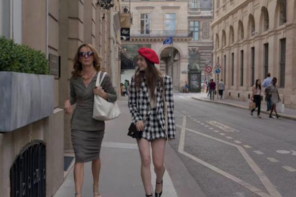 Emily w Paryżu